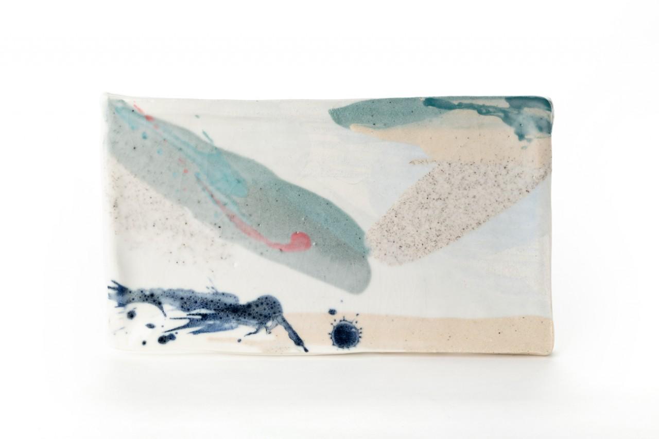 Myriam Chemla Paysage coloré